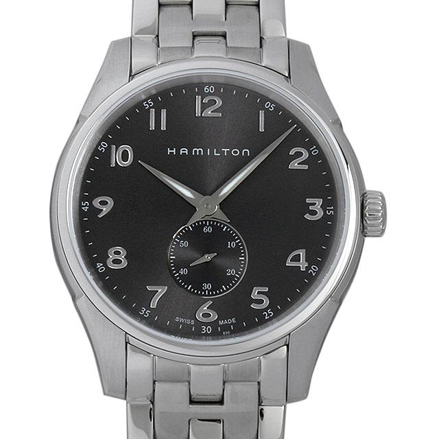 【48回払いまで無金利】ハミルトン ジャズマスター シンライン H38411183 メンズ(007SHMAN0021)【新品】【腕時計】【送料無料】