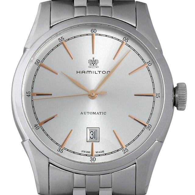 【48回払いまで無金利】ハミルトン スピリット オブ リバティ H42415051 メンズ(006THMAN0097)【新品】【腕時計】【送料無料】