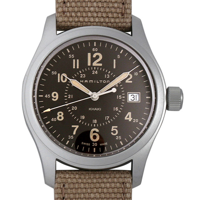 【48回払いまで無金利】ハミルトン フィールド クォーツ H68201993 メンズ(006THMAN0047)【新品】【腕時計】【送料無料】