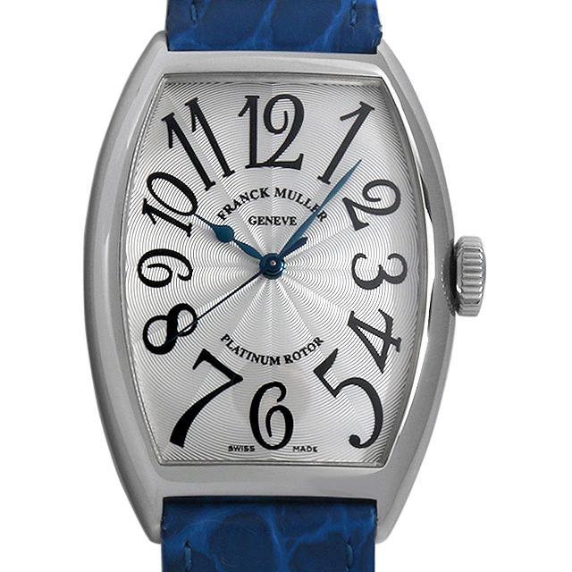 【48回払いまで無金利】SALE フランクミュラー トノーカーベックス 5850SC AC メンズ(001HFRAU0068)【中古】【腕時計】【送料無料】