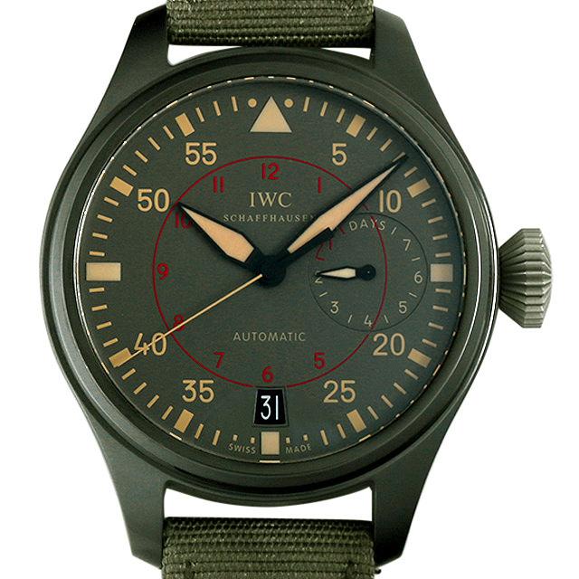 IWC ビッグパイロット トップガン ミラマー IW501902 メンズ(001HIWAU0063)【中古】【腕時計】【送料無料】