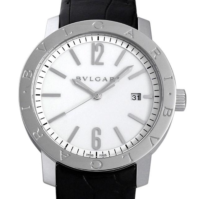 【48回払いまで無金利】ブルガリ ブルガリブルガリ BB41WSLD メンズ(006XBVAU0008)【中古】【腕時計】【送料無料】