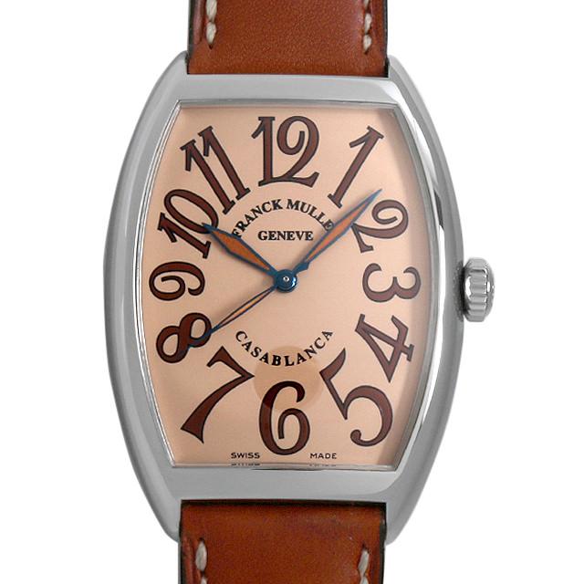【48回払いまで無金利】フランクミュラー カサブランカ サハラ 6850CASA SAHARA AC メンズ(006XFRAU0119)【中古】【腕時計】【送料無料】