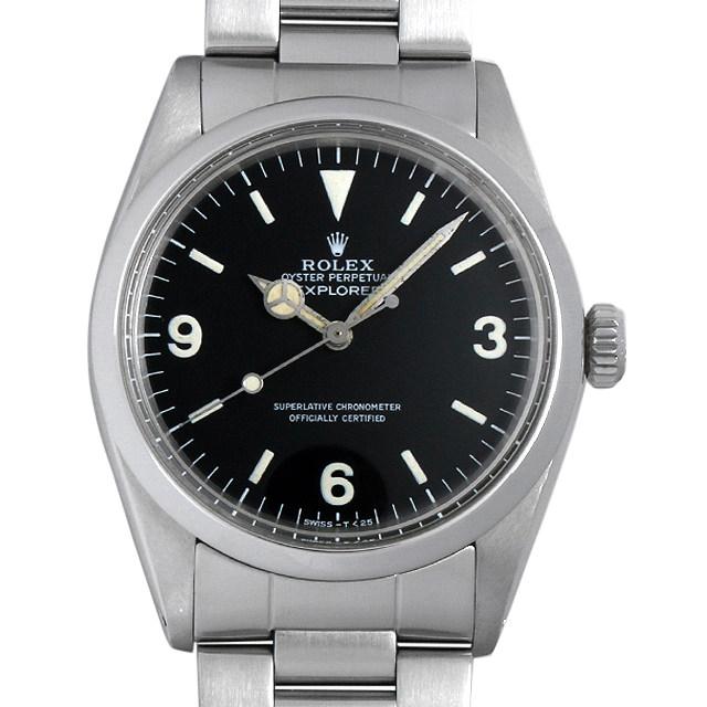 【48回払いまで無金利】ロレックス エクスプローラーI Cal.1570 40番 1016 メンズ(006XROAA0086)【アンティーク】【腕時計】【送料無料】