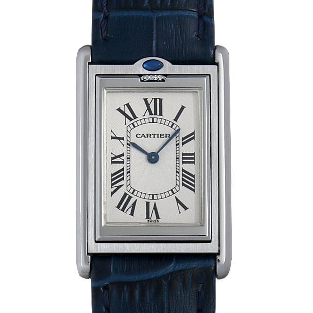 【48回払いまで無金利】カルティエ タンクバスキュラント LM W1011358 メンズ(007UCAAU0106)【中古】【腕時計】【送料無料】