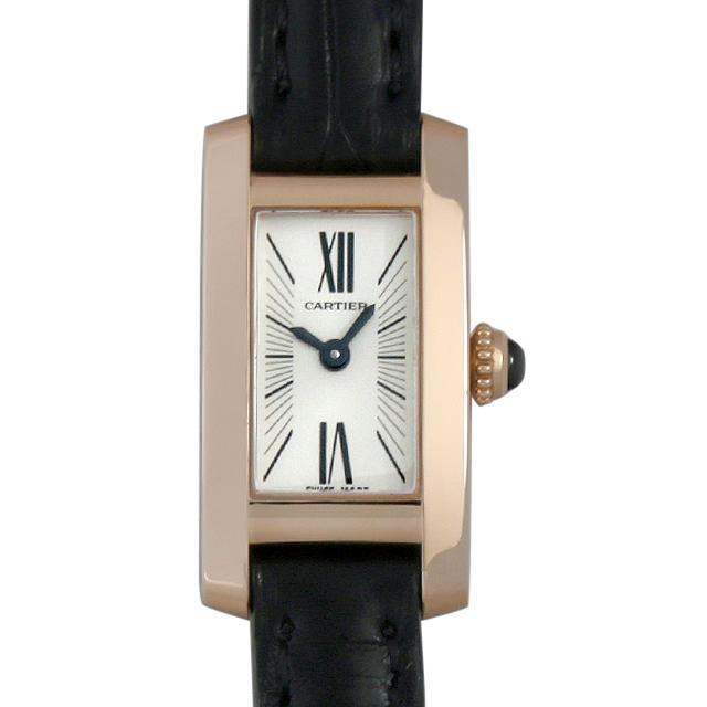 【48回払いまで無金利】カルティエ タンクアロンジェ ラニエール W1537338 レディース(008WCAAU0102)【中古】【腕時計】【送料無料】