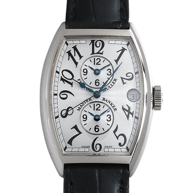 【48回払いまで無金利】フランクミュラー マスターバンカー 5850MB OG メンズ(008WFRAU0081)【中古】【腕時計】【送料無料】