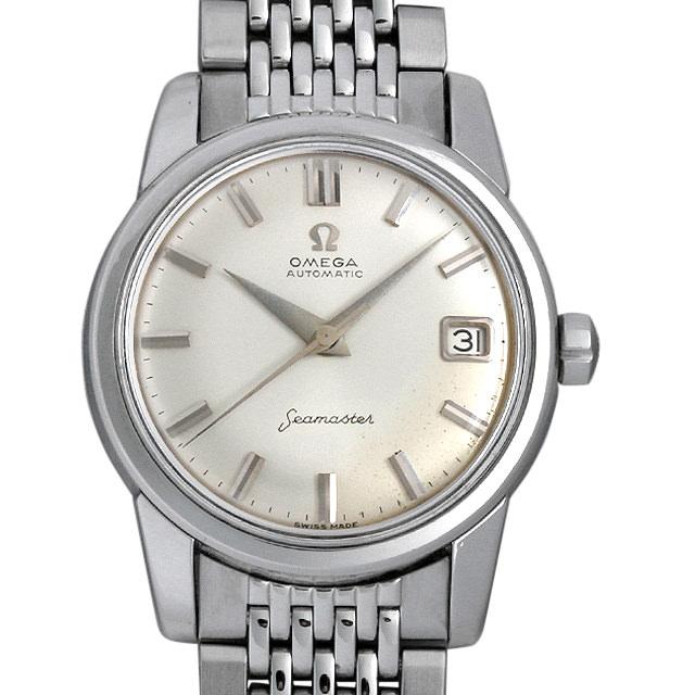 【48回払いまで無金利】オメガ シーマスター カレンダー Cal.503 2849 メンズ(008WOMAA0009)【アンティーク】【腕時計】【送料無料】