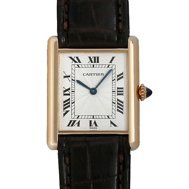 【48回払いまで無金利】カルティエ タンク ルイ カルティエ W1527851 メンズ(009MCAAU0022)【中古】【腕時計】【送料無料】