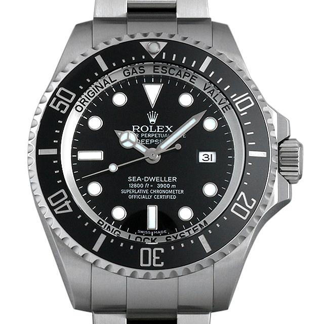 【48回払いまで無金利】SALE ロレックス ディープシー ランダムシリアル 116660 メンズ(02CAROAU0001)【中古】【腕時計】【送料無料】
