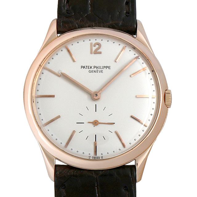 【48回払いまで無金利】パテックフィリップ カラトラバ 2557R メンズ(0DY0PPAA0001)【アンティーク】【腕時計】【送料無料】