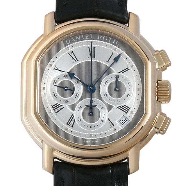 【48回払いまで無金利】ダニエルロート クロノグラフ エルプリメロ S247BASL メンズ(0EMDDAAU0001)【中古】【腕時計】【送料無料】