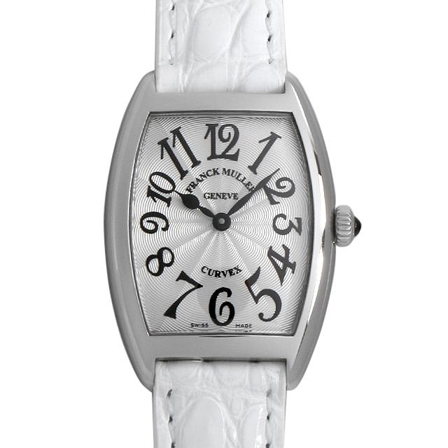 【48回払いまで無金利】フランクミュラー トノーカーベックス 1752QZ AC レディース(0066FRAN0039)【新品】【腕時計】【送料無料】