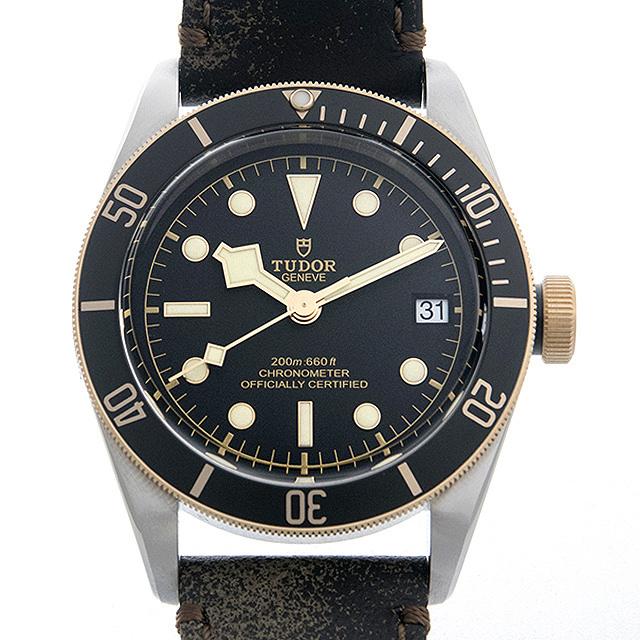 【48回払いまで無金利】チュードル ヘリテージ ブラックベイ 79733N メンズ(0FHMTUAN0005)【新品】【腕時計】【送料無料】