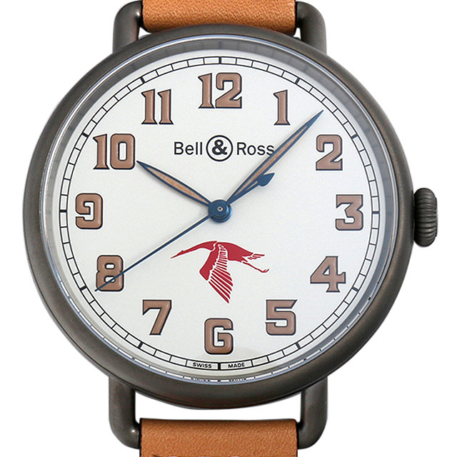 【48回払いまで無金利】ベル&ロス ギンヌメール 世界限定500本 BRWW192 GUYNEMER メンズ(006MBOAR0007)【新品】【腕時計】【送料無料】