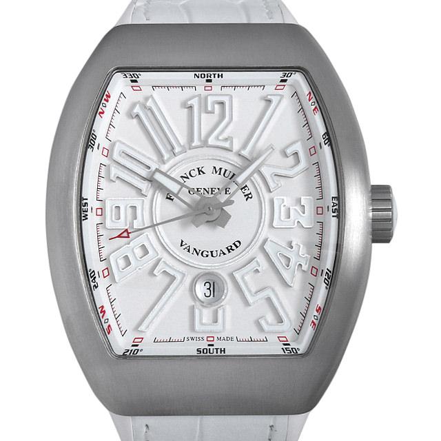 【48回払いまで無金利】フランクミュラー ヴァンガード V45 SC DT AC BC メンズ(0066FRAN0057)【新品】【腕時計】【送料無料】