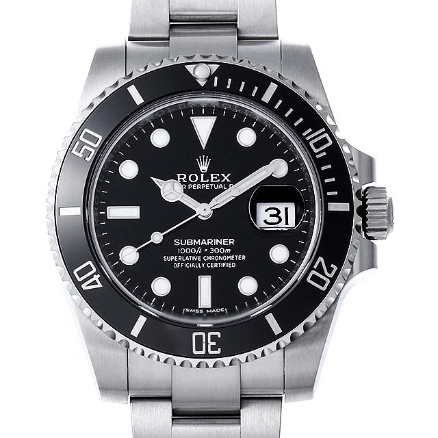 【48回払いまで無金利】ロレックス サブマリーナ デイト 116610LN メンズ(0J1QROAS0001)【中古】【未使用】【腕時計】【送料無料】