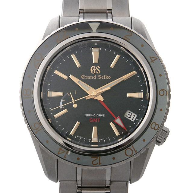 【48回払いまで無金利】グランドセイコー スプリングドライブ SBGE215 メンズ(0FEPGSAS0001)【未使用】【腕時計】【送料無料】