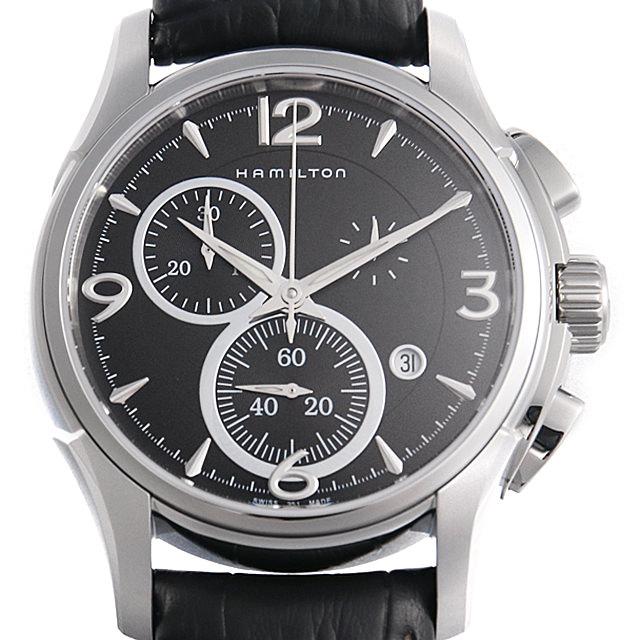 【48回払いまで無金利】ハミルトン ジャズマスター クロノ クォーツ H32612735 メンズ(006THMAN0054)【新品】【腕時計】【送料無料】