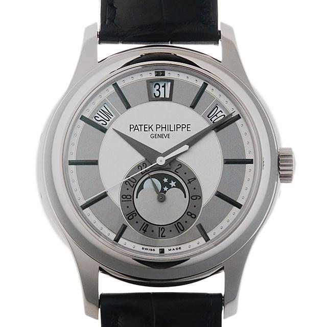 【48回払いまで無金利】パテックフィリップ アニュアルカレンダー 5205G-001 メンズ(0014PPAU0029)【中古】【腕時計】【送料無料】