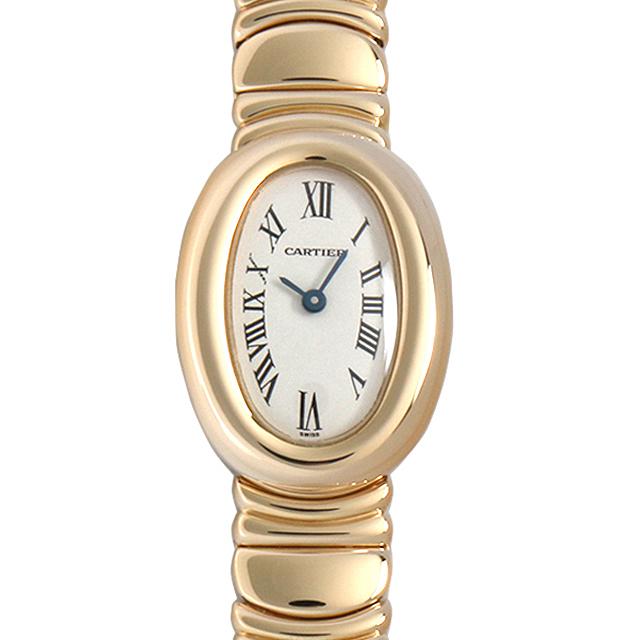 【48回払いまで無金利】カルティエ ミニベニュワール W15109D8 レディース(001HCAAU0089)【中古】【腕時計】【送料無料】
