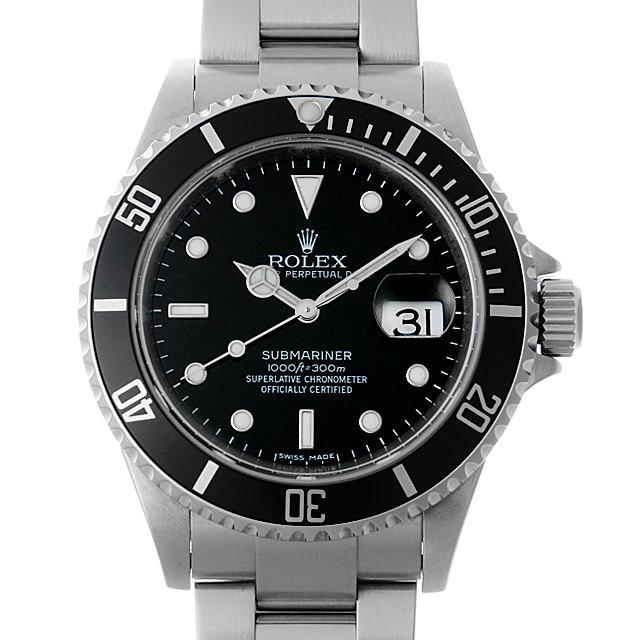 【48回払いまで無金利】ロレックス サブマリーナ デイト M番 16610 メンズ(009VROAU0197)【中古】【腕時計】【送料無料】