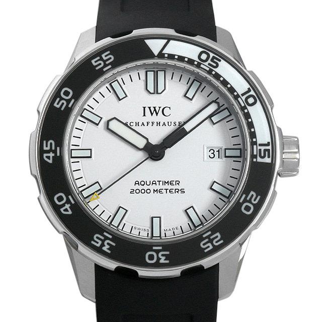 【48回払いまで無金利】IWC アクアタイマー オートマチック2000 IW356806 メンズ(02PBIWAU0001)【中古】【腕時計】【送料無料】