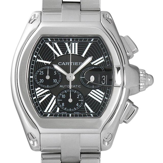【48回払いまで無金利】カルティエ ロードスター クロノグラフ W62020X6 メンズ(058BCAAU0001)【中古】【腕時計】【送料無料】