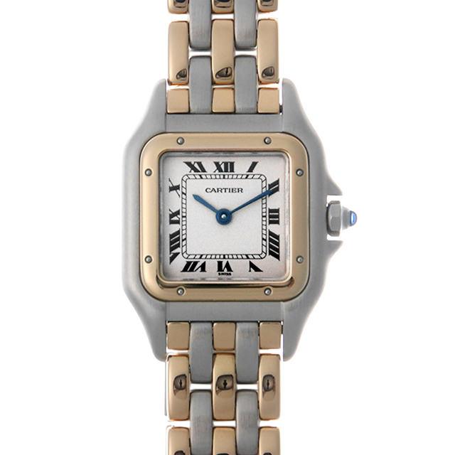 【48回払いまで無金利】カルティエ パンテール SM 3ROW レディース(0BCCCAAU0010)【中古】【腕時計】【送料無料】