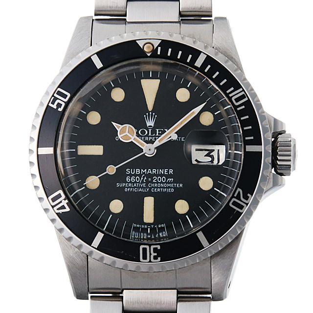 【48回払いまで無金利】ロレックス サブマリーナ デイト 55番 1680 メンズ(0BRJROAA0001)【アンティーク】【腕時計】【送料無料】
