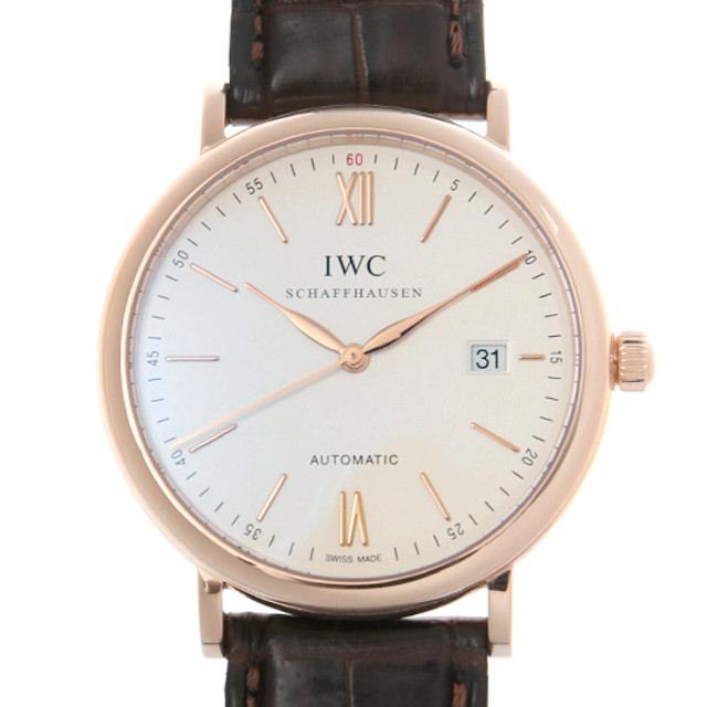 【48回払いまで無金利】IWC ポートフィノ オートマティック IW356504 メンズ(0EMAIWAU0001)【中古】【腕時計】【送料無料】