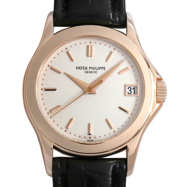 【48回払いまで無金利】パテックフィリップ カラトラバ 5107R メンズ(0F97PPAU0002)【中古】【腕時計】【送料無料】