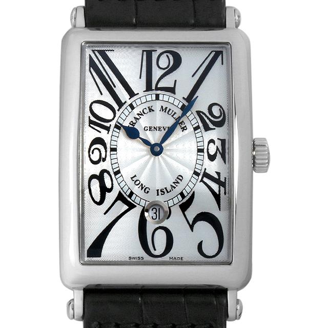 【48回払いまで無金利】フランクミュラー ロングアイランド デイト 1150SC DT AC メンズ(0FBTFRAU0001)【中古】【腕時計】【送料無料】