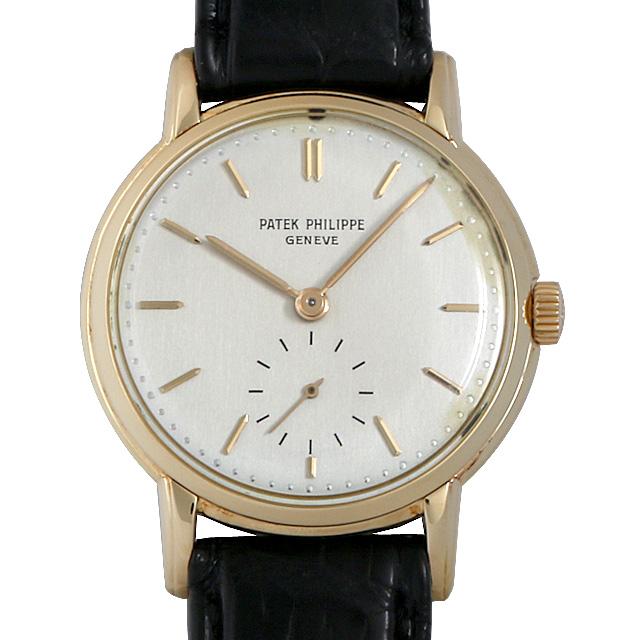 【48回払いまで無金利】パテックフィリップ カラトラバ Cal.10-200 2484J メンズ(0FHPPPAA0001)【アンティーク】【腕時計】【送料無料】