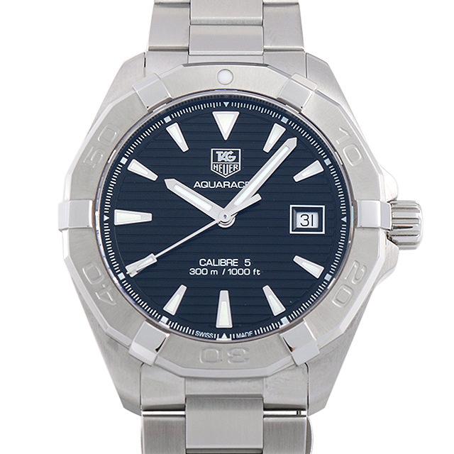 【48回払いまで無金利】タグホイヤー アクアレーサー WAY2110.BA0928 メンズ(0FI8THAU0002)【中古】【腕時計】【送料無料】