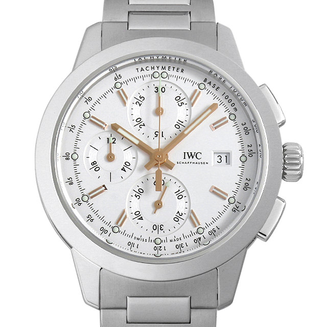 【48回払いまで無金利】IWC インヂュニア クロノグラフ IW380801 メンズ(002NIWAN0040)【新品】【腕時計】【送料無料】