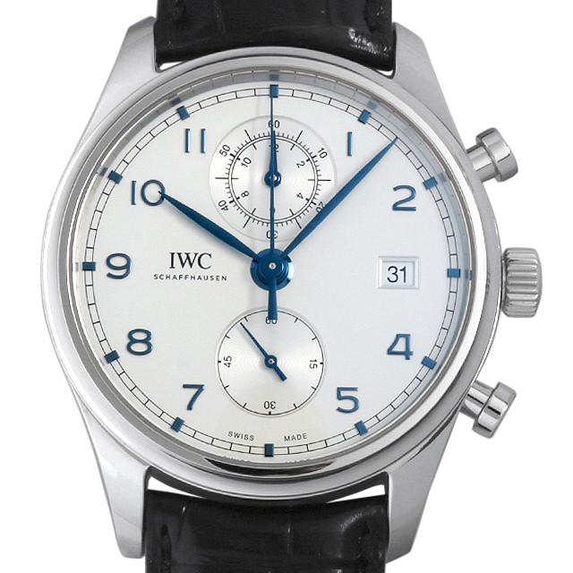 【48回払いまで無金利】IWC ポルトギーゼ クロノグラフ クラシック IW390302 メンズ(002NIWAN0039)【新品】【腕時計】【送料無料】