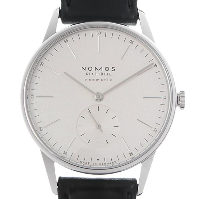 【48回払いまで無金利】ノモス オリオン ネオマティック ホワイト OR130011BSW239(341) メンズ(0671NOAN0024)【新品】【腕時計】【送料無料】