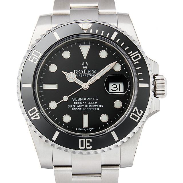 【48回払いまで無金利】ロレックス サブマリーナ デイト 116610LN メンズ(0CCTROAN0187)【新品】【腕時計】【送料無料】