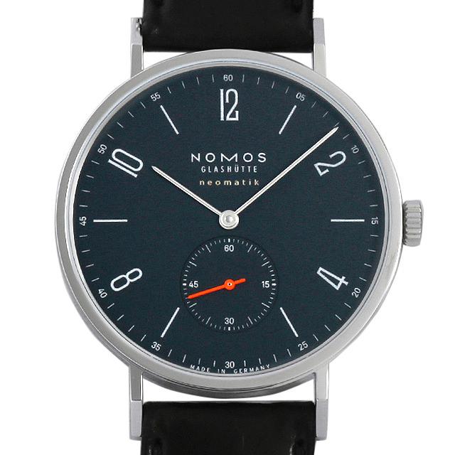 【48回払いまで無金利】ノモス タンジェント ネオマティック ミッドナイトブルー TN130011BL239(142) メンズ(0671NOAN0066)【新品】【腕時計】【送料無料】