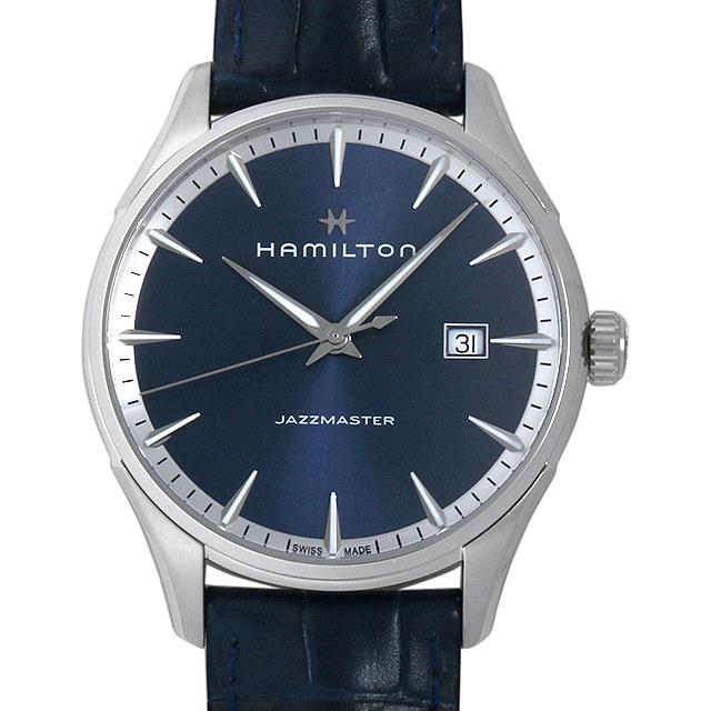 【48回払いまで無金利】ハミルトン ジャズマスター ジェント クォーツ H32451641 メンズ(004UHMAN0022)【新品】【腕時計】【送料無料】