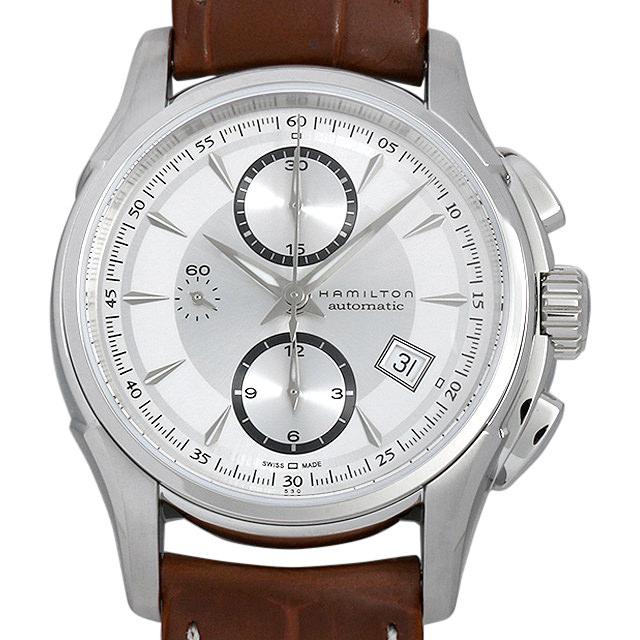 【48回払いまで無金利】ハミルトン ジャズマスター オートクロノ H32616553 メンズ(006THMAN0176)【新品】【腕時計】【送料無料】