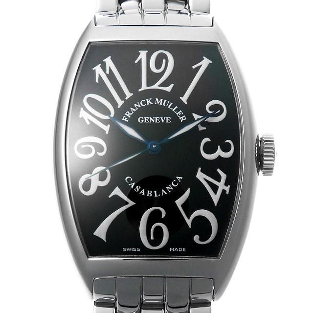 【48回払いまで無金利】フランクミュラー カサブランカ 6850MC OAC メンズ(001HFRAU0070)【中古】【腕時計】【送料無料】