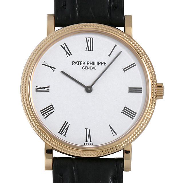 【48回払いまで無金利】パテックフィリップ カラトラバ 5120J メンズ(001HPPAU0051)【中古】【腕時計】【送料無料】