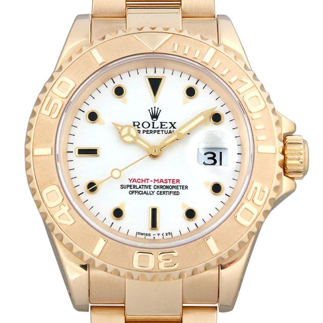 【48回払いまで無金利】ロレックス ヨットマスター T番 16628 メンズ(001HROAU0177)【中古】【腕時計】【送料無料】