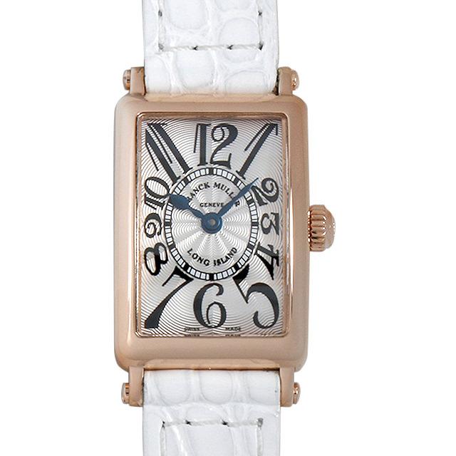 【48回払いまで無金利】フランクミュラー ロングアイランド 802QZ 5N レディース(006TFRAU0006)【中古】【腕時計】【送料無料】