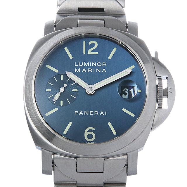 【48回払いまで無金利】パネライ ルミノールマリーナ D番 PAM00069 メンズ(006TOPAU0006)【中古】【腕時計】【送料無料】