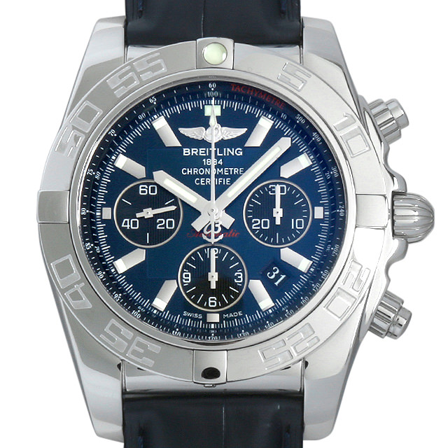 【48回払いまで無金利】ブライトリング クロノマット44 A011C89WBD(AB0110) メンズ(006XBRAU0102)【中古】【腕時計】【送料無料】