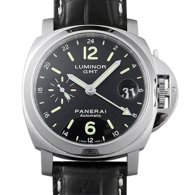 【48回払いまで無金利】パネライ ルミノール GMT M番 PAM00244 メンズ(006XOPAU0111)【中古】【腕時計】【送料無料】