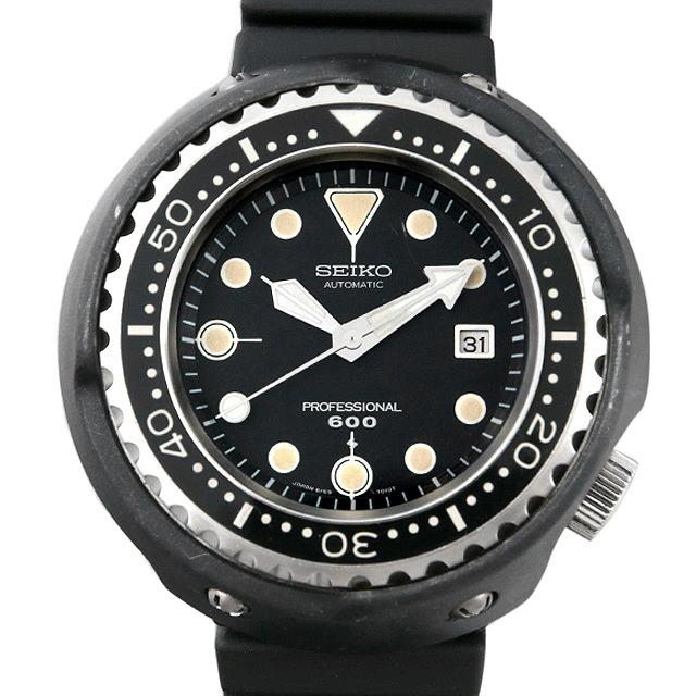 【48回払いまで無金利】セイコー プロフェッショナルダイバー 600 6159-7010 メンズ(006XSEAA0003)【アンティーク】【腕時計】【送料無料】